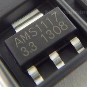 Regulador Tensao Ams1117 3v3 3.3v Ams