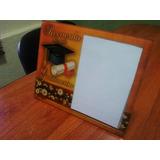 Porta Retrato Acrílico: Recuerdo De Mi Graduación