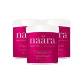 Naara Beauty Drink - Colágeno Hidrolisado -promoção! Kit C/3