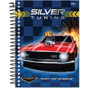 Caderno 12 Mat. 2017 Silver Tuning 240 F C/02 S. Dom.