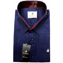 Camisa Social Brooksfield Premium Pronta Entrega