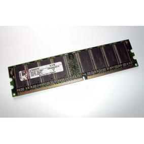 Memória Kingston Desktop Ddr1 1gb Modelo: Kvr400x64c3a/1g