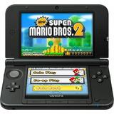 New Nintendo 3ds Xl + Cargador + Envío Gratis