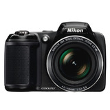 Nikon Coolpix L340 + 1 Año De Garantia Oficial + Curso