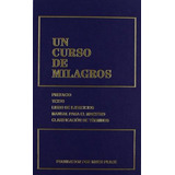 Un Curso De Milagros - Foundation For Inner Peace - T. Dura