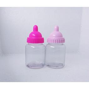 50 Mamadeira 60ml P/ Brindes Saída De Maternidade De Menina