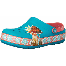 Crocs Niñas Crocslight Moana