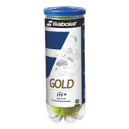 Pelota Babolat Gold Pet X3 Amarillo