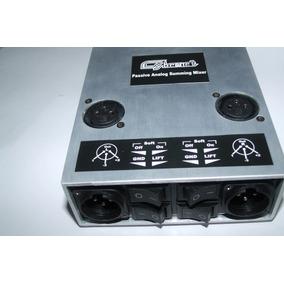 Summing Mixer Para Pro Tools- Forte Compressor-10db
