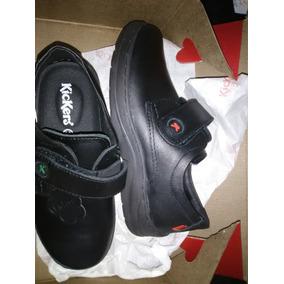 Zapato Escolar Kikers 100% Original Liquidacion Total Oferta