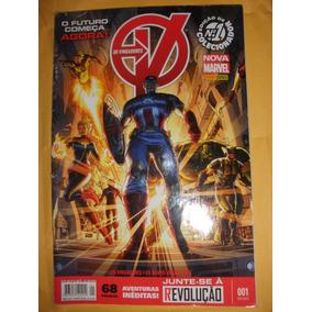 Hq Vingadores (edição De Colecionador)