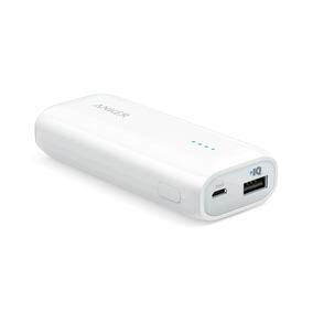 Batería Externa Anker Power Bank 5200 Mah Blanco