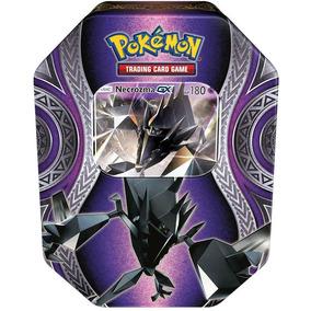 Caja Pokemon Tcg Poder Misterioso Estaño Necrozma-gx
