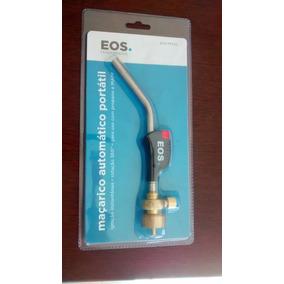 Maçarico Automático Portátil - Eos Tft22 Muito Eficiente