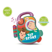 Meu Livrinho Sonoro - Toy Story Baby - Elka