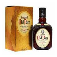 Whisky Grand Old Parr 12 Años. Envíos! Microcentro!