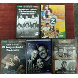 Paquete Dvd Cine Mexicano Resortes Tintan Pedro Infante Etc