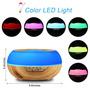 Difusor Aromatico Ultrasonico Con Luz Led De 7 Colores!!!