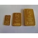 Lingote Oro 1 Gramo Banco Ciudad 24 Kt