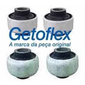 Kit 04 Buchas Balança Bandeja C3 208 - Getoflex Reforçada