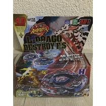 Beyblade - L Drago Destroy - Promocional