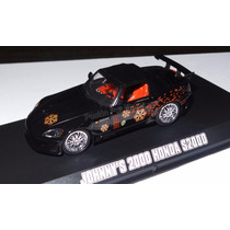 1:43 Honda S2000 Johnny´s Negro Rapido Y Furioso Greenlight