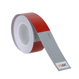Cinta Reflectiva De Seguridad R-light Rollo De 5cm X 22 Mts