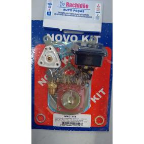 Kit Reparo Carburador Solex Duplo 34 Seie Opala 6cc 84até89