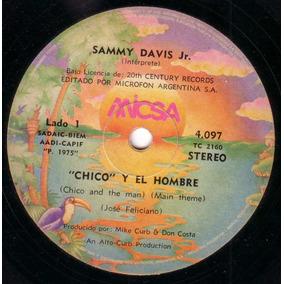 Sammy Davis Jr. Chico Y El Hombre Simple Arg Pvl