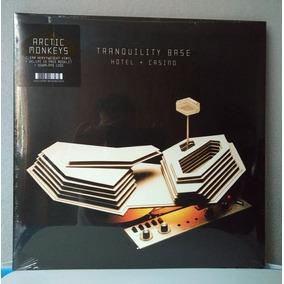 Arctic Monkeys Tranquility Base Vinil Clear Pronta Entrega