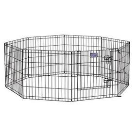 Midwest Plegable De Metal Ejercicio Pen / Animal Parque Inf