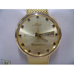 Reloj Mido Commander Automático Vintage