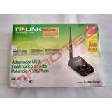 Adaptador Usb Inalambrico N 150mbps (tl-wn7200nd) Tp Link