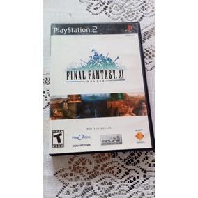 Final Fantasy Xi Para Playstation 2