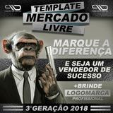 Template Para Anúncios No Mercadolivre + Brinde Logomarca