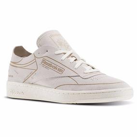 Tenis Reebok Piel Club 85 Hmggym Gimnasio Nike Skate Casual