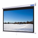 Pantalla Pared Techo Manual 100 Pulgadas Da-lite Pm100