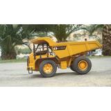 Camión De Obras Carga Minería No Caterpillar Escala 1:50