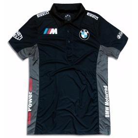 Camisa Polo Camiseta Bmw Corrida Corrida Formula 1 F1 Promo 8fb76eb273e24