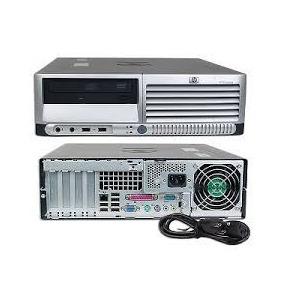 Cpu Hp Compaq P4 2.8 Ghz Intel Lga 775 1gb Mem Ddr2