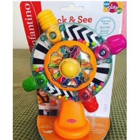 Infantino Brinquedo Para Cadeira De Comer