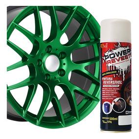 Power Revest Envelopamento Adesivo Líquido Spray 500ml Cores