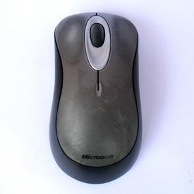 Mouse Inalambrico Microsoft 2000 (usado Y Sin Receptor Usb)