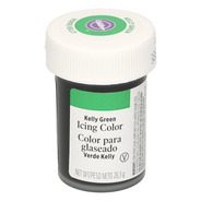 Gel Colorante Para Glaseado Verde Kelly Original