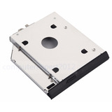 Con Bisel Frontal 2 º Hdd Ssd Caddy Para Hp Elitebook 8560w