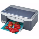 Impresora Hp Psc 1350 A Reparar Por Atasco Papel Con Fuente