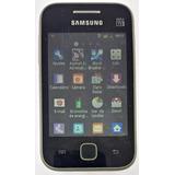 Samsung Galaxy Y Tv S5367 Cinza Original