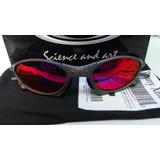4007273814c8a Oculos Oakley Penny Xmetal Lente Dark Ruby Polarizada U.s.a
