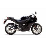 Escape Two Brothers Honda Cbr250r Carbono Negro 2011/2014