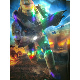 Lote 4 Posters Halo